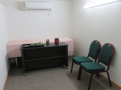 霊安室個室